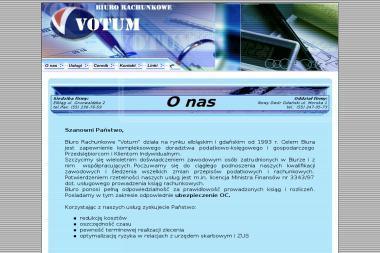 Votum. Biuro Rachunkowe - Usługi finansowe Elbląg