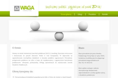 Waga Consulting Sp. z o.o. - Windykacja Brzesko