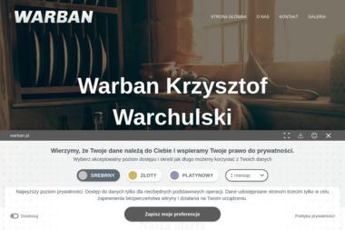 Warban Krzysztof Warchulski - Kotły Gazowe Słubice
