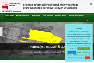 Wojewódzkie Biuro Geodezji i Terenów Rolnych - Geodeta Gdańsk