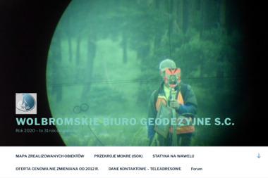 Wolbromskie Biuro Geodezyjne SC D.Piszczek; M.Hankus - Geodeta Wolbrom