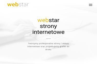 Webstar. Reklama, poligrafia - Strony internetowe Zabrze