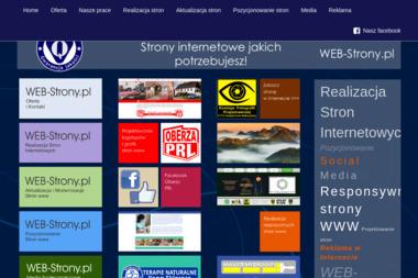 Web-Strony.pl - Strony internetowe Wałbrzych