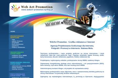 TYRFING.pl - Serwis komputerowy, obsługa informatyczna, tworzenie stron www - Pozycjonowanie stron Stalowa Wola