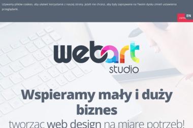 WebArt Studio Marcin Napierała - Pozycjonowanie stron Kościan