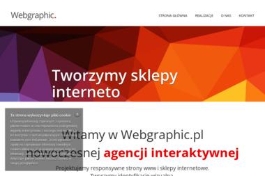 Webgraphic. Projektowanie stron www, grafika - Pozycjonowanie stron Nowy Dwór Mazowiecki