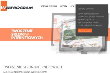 Webprogram Ewa Wojciechowska - Strona www Posada
