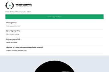 Website Service. Usługi informatyczne, strony www - Strony internetowe Skierniewice
