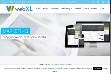 Webxl - Pozycjonowanie stron Przeźmierowo