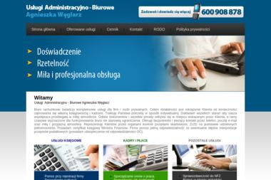 Usługi Biurowe - Biuro Rachunkowe Agnieszka Węglarz - Biuro rachunkowe Łętowe