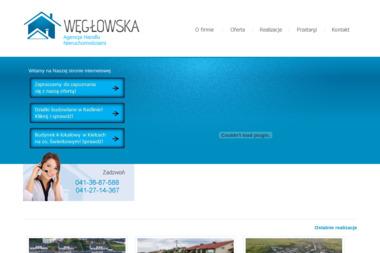 Agencja Handlu Nieruchomościami mgr Anna Węgłowska - Tynk Natryskowy Skarżysko Kościelne