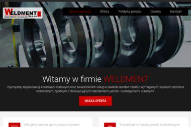 Zakład Produkcyjno-Handlowy Weldment Sp. z o.o. - Murowanie ścian Stalowa Wola