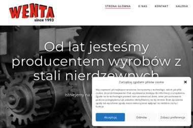 P.P.H.U. WENTA SP. C. - Balustrady Nysa