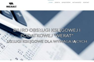 Biuro Obsługi Finansowo-Księgowej Werat - Biuro rachunkowe Niepołomice
