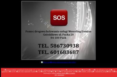 Pomoc drogowa Weserling Damian - Transport samochodów z zagranicy Gnieżdżewo