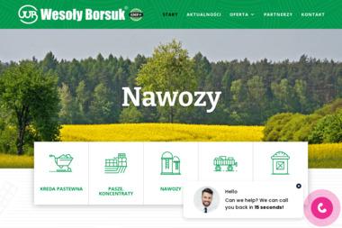 Przedsiębiorstwo Handlowo Usługowe Wesoły Borsuk Paweł Ślusarczyk - Transport busem Tarnów Opolski