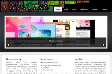 Westside Group. Projektowanie stron www, layout, grafiki - Pozycjonowanie stron Ciechanów