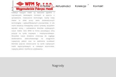 Wągrowieckie Fabryki Mebli Sp. z o.o. - Renowacja Mebli Wągrowiec