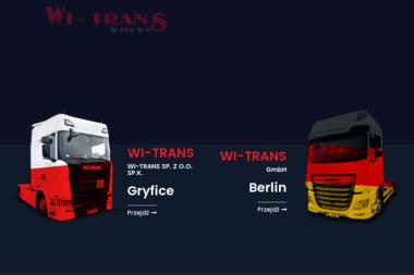 Przedsiębiorstwo Transportowo Spedycyjno Usługowo Handlowe Wi Trans - Transport busem Karnice