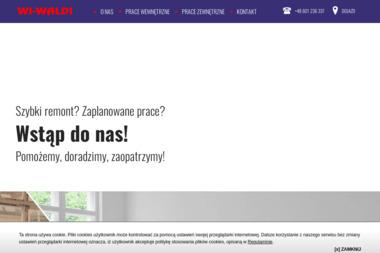 WI-WALDI Witan Waldemar - Okna PCV Otwock