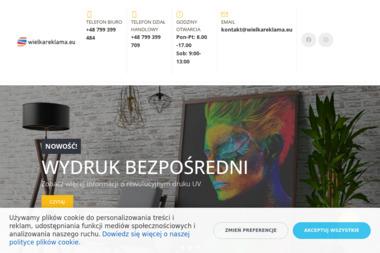 wielkareklama.eu - Poligrafia Wieluń