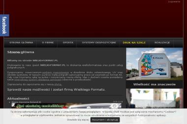 Wielki-Format.pl - Agencja Reklamowa Zielona Góra