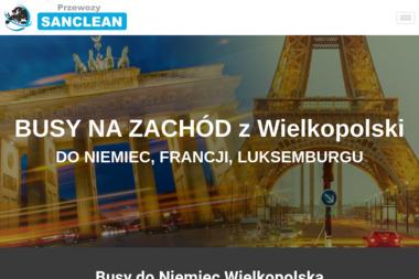 Busy do Niemiec z Wielkopolski - Firma transportowa Konin
