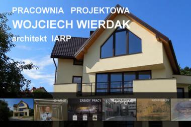 Wierdak Wojciech Pracownia Projektowa - Projekty Domów Nowoczesnych Krosno