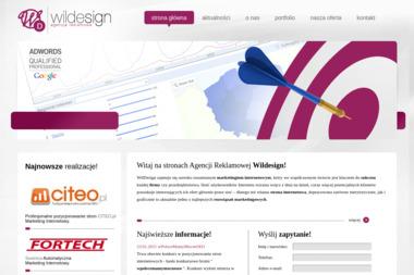 WilDesign-Agencja Reklamowa - SEO Częstochowa