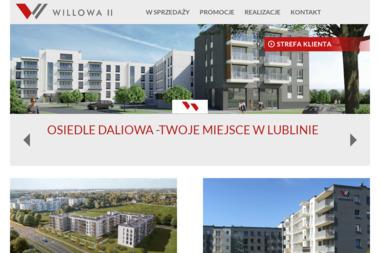 Willowa II Sp. z o.o. - Mieszkania na Sprzedaż Lublin
