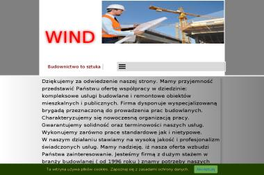Firma Ogólnobudowlana Wind Wojciech Młynarczyk - Elewacja Domu Parterowego Słupsk