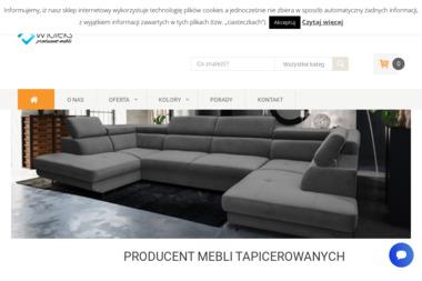 Wioleks. Producent mebli - Tapicer Łańcut