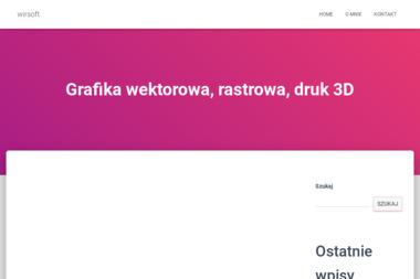 WiRsoft - Strony internetowe Turze Pole