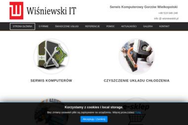 Wiśniewski IT Łukasz Wiśniewski - Kampanie Marketingowe Gorzów Wielkopolski
