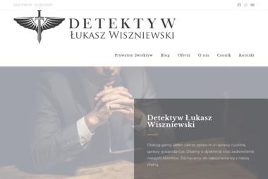 Łukasz Wiszniewski - Detektyw Łęczna