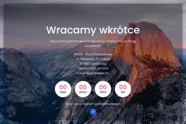 Biuro Rachunkowe Wizet Wioletta Celińska - Finanse Tarnobrzeg