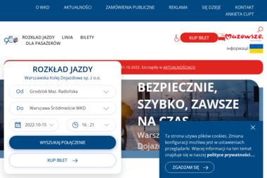Warszawska Kolej Dojazdowa Sp. z o.o. - Transport Autokarowy Grodzisk Mazowiecki