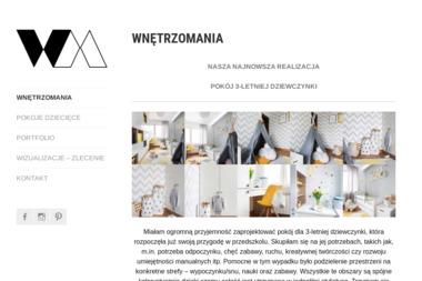 Kamila Snela Wnętrzomania - Projektowanie Mieszkań Śmigiel