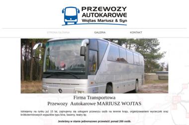 Wojtas Mariusz Przewozy Autokarowe - Firma transportowa Wolsztyn