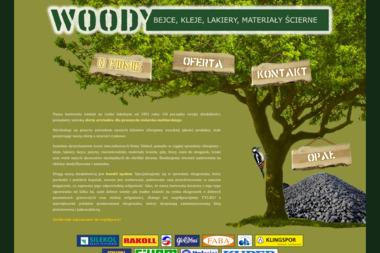 Woody s.c. Kleje, bejca - Węgiel Ekogroszek Borowo