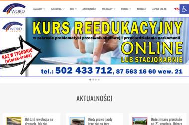 Wojewódzki Ośrodek Ruchu Drogowego w Suwałkach - Szkolenia Suwałki
