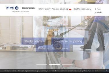 Work Express Sp. z.o.o. Oddział Łódź - Leasing samochodu Łódź