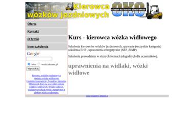 Oko Andrzej Zieliński - Spawacz Grodzisk Mazowiecki