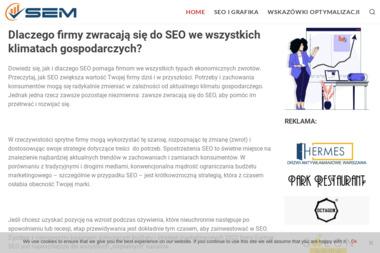 WPM Filip Jóźwiak. Media interaktywne, strony www - Strony Internetowe Zduńska Wola