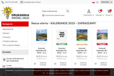 Agencja Reklamy Visual art. Łukasz Wróbel - Drukowanie Dębica