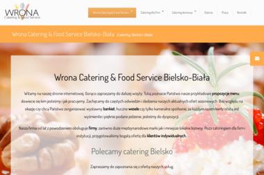 Wrona Catering & Food Service. Catering, organizacja imprez - Catering Na Komunię Bielsko-Biała
