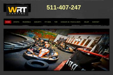 WRT Karting. Gokarty - Gotowanie Tychy