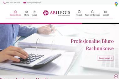 Abilegis Biuro rachunkowe - Biuro rachunkowe Myszków
