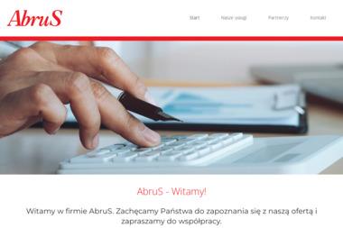 AbruS - Sprawozdania Finansowe Płońsk
