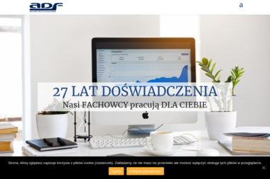 ADF Biuro Rachunkowe - Biuro rachunkowe Przemyśl